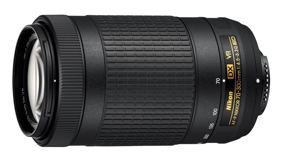 Nikon AF-P 70-300 mm F/4,5-6,3G ED VR