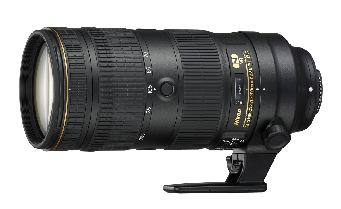 Nikon AF-S 70–200 mm f/2,8E FL ED VR