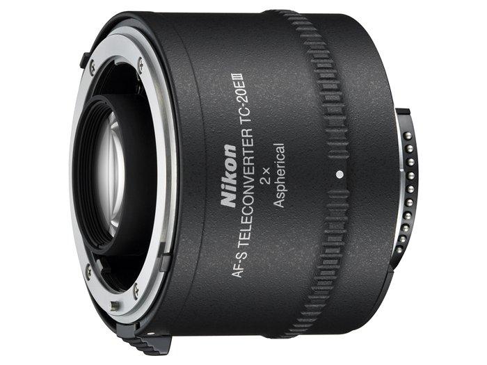Nikon TC-20E III AF-S teleconvertor