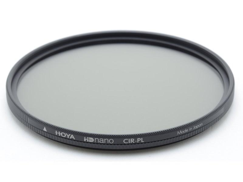 Hoya Cirkulární polarizační 55 mm HD NANO