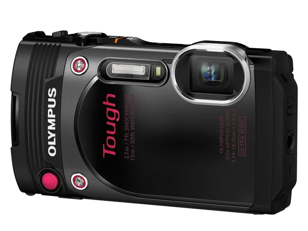 Olympus TG-870 černý