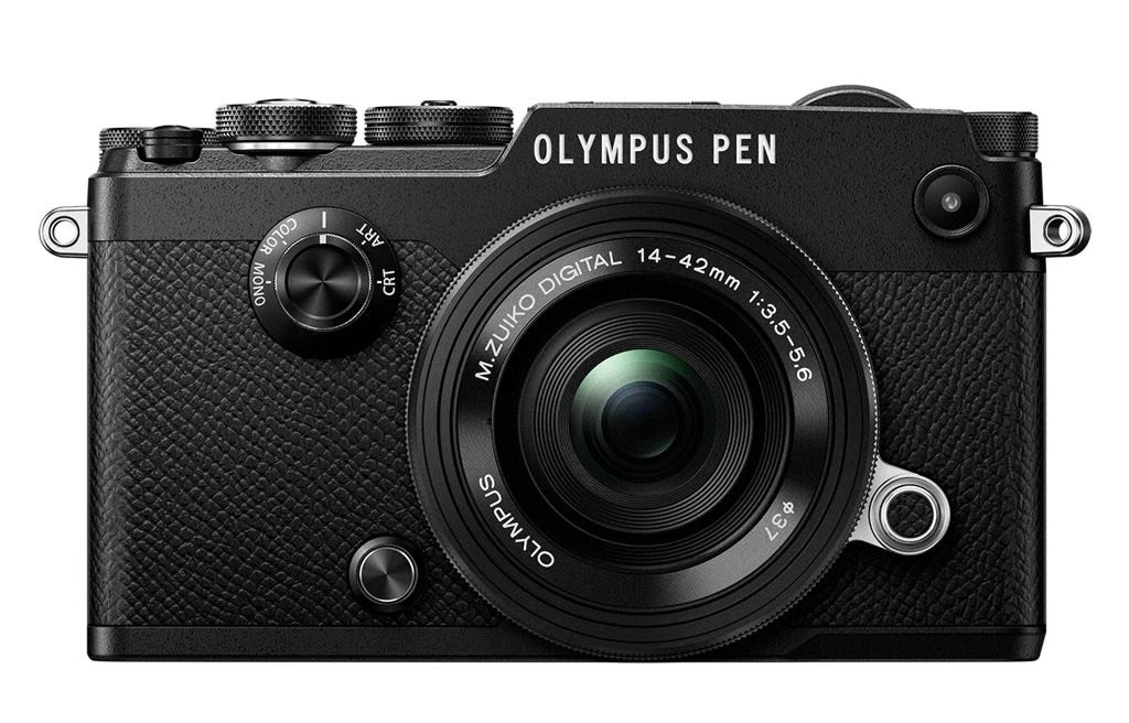 Olympus PEN-F + 14-42 EZ black (1442 EZ Kit)
