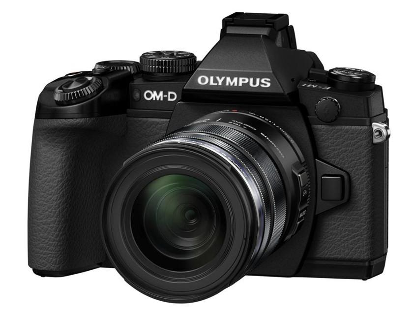 Olympus OM-D E-M1 + 12-50