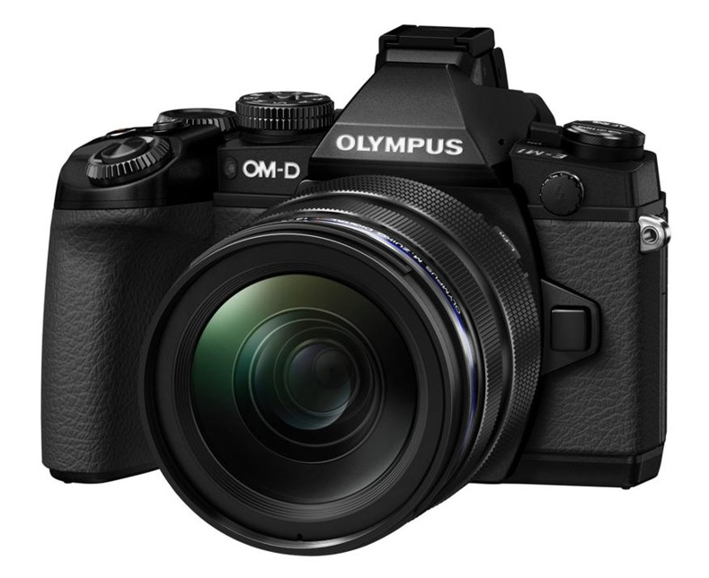 Olympus OM-D E-M1 + 12-40 mm 1:2.8