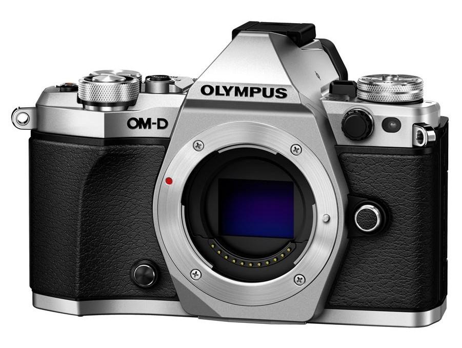 Olympus OM-D E-M5 II body silver