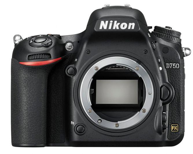Nikon D750 tělo, Bonus 2000 Kč ihned odečteme