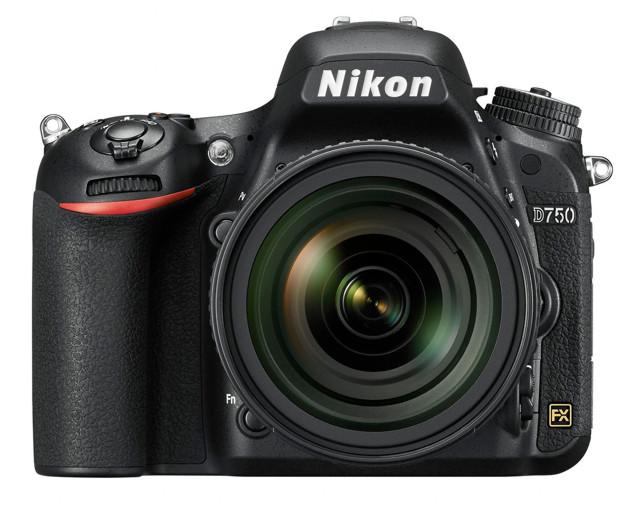 Nikon D750 + 24-85 mm, Bonus 3900 Kč ihned odečteme