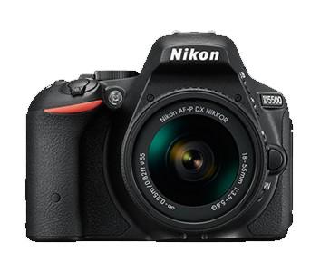 Nikon D5500 + 18-55 mm AF-P VR / 70-300 mm AF-P VR