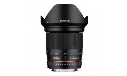Samyang 20mm F/1.8 ED AS UMC pro Canon
