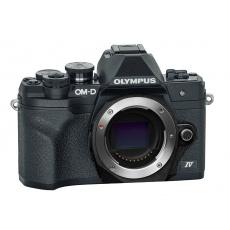 Olympus OM-D E-M10 mark IV tělo černé, CashBack 2000 Kč