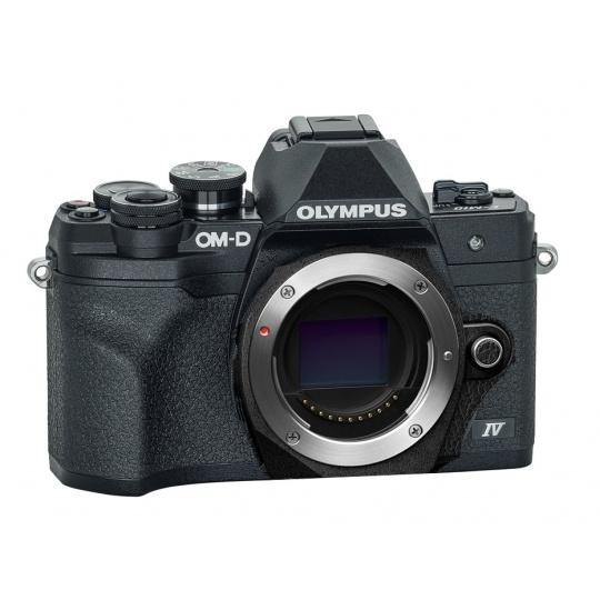 Olympus OM-D E-M10 mark IV tělo černé