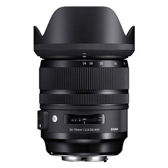 Sigma 24-70/2.8 DG OS HSM ART Canon EF, Nákupní bonus 2000 Kč (ihned odečteme z nákupu)