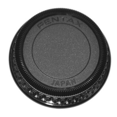 Pentax zadní krytka na bajonet objektivu