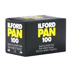 Ilford PAN 100/36 černobílý negativní kinofilm