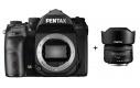 Pentax K-1 Mark II + FullFrame objektiv Pentax HD FA 35/2,0