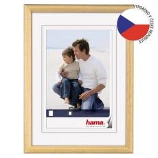 Hama rámeček dřevěný OREGON přírodní 18x24 cm