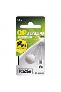 GP 625A Alkalická baterie (PX625A, V625U, LR9)
