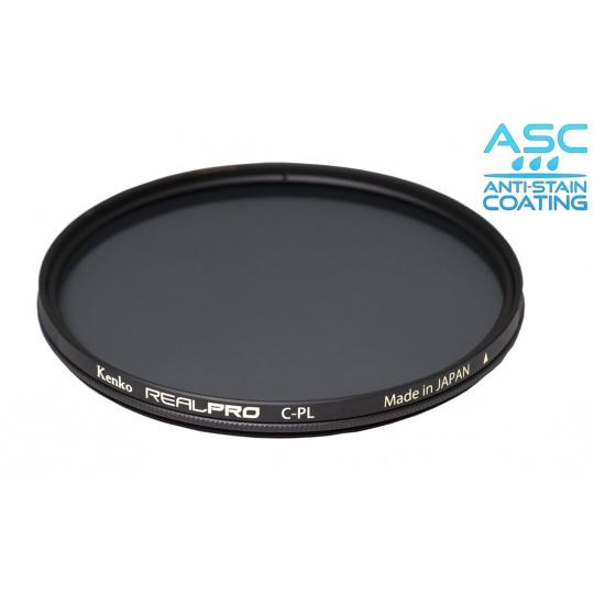 Kenko polarizační filtr REALPRO C-PL ASC 72mm