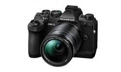 Olympus OM-D E-M5 III black + 14-150