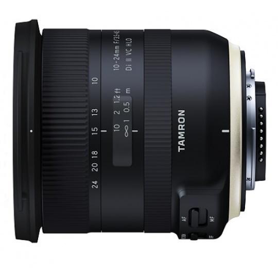 Tamron 10-24 mm F/3.5-4.5 Di II VC HLD pro Nikon F, Nákupní bonus 1000 Kč (ihned odečteme z nákupu)