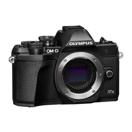 Olympus OM-D E-M10 III S tělo černé