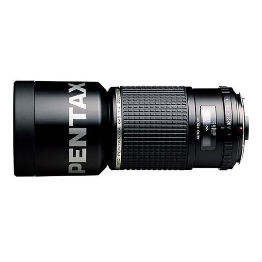 Pentax smc FA 645 200mm f/4 (IF)