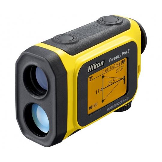 Nikon Laser Forestry Pro II, Nákupní bonus 1500 Kč (ihned odečteme z nákupu)
