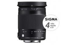 SIGMA 18-300/3.5-6.3 DC MACRO OS HSM Contemporary Canon, Bonus 500 Kč ihned odečteme