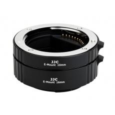 JJC sada mezikroužků (10, 16 mm) pro Sony E Full Frame