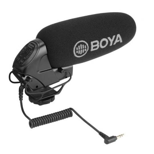 Boya Mikrofon BY-BM3032 Super-cardioid Shotgun