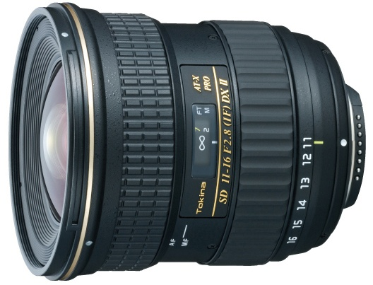 Tokina AF 11-16 F 2,8 AT-X DX II pro Canon