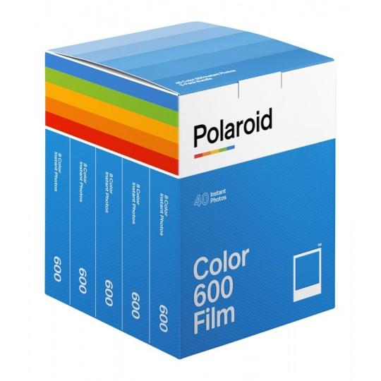 Polaroid Originals 600 Color film 5-PACK