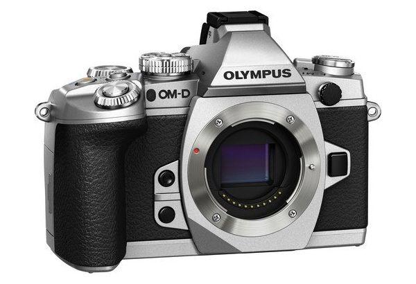 Olympus OM-D E-M1 Mark II tělo stříbrné