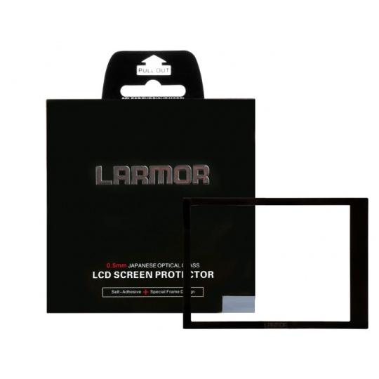 Larmor ochranné sklo  pro Olympus E-M1 / E-M10 / E-M5 / E-P5
