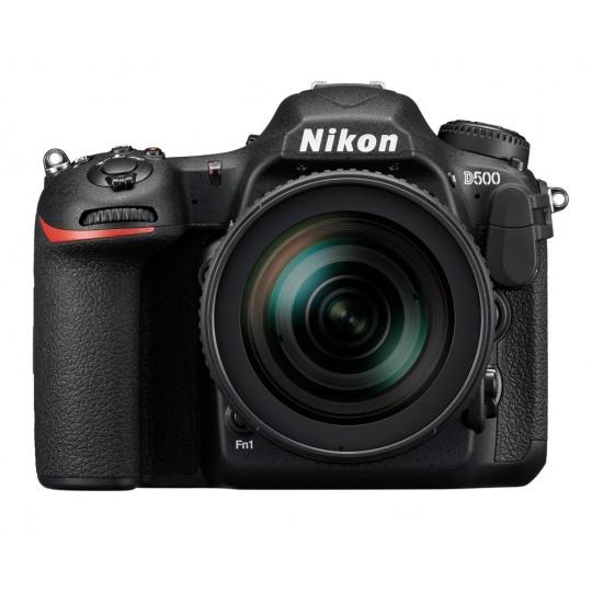 Nikon D500 + 16-80 mm f/2,8-4,0 E ED VR, Nákupní bonus 1000 Kč (ihned odečteme z nákupu)