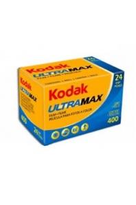 Kodak Ultra Max 400/24 barevný negativní kinofilm