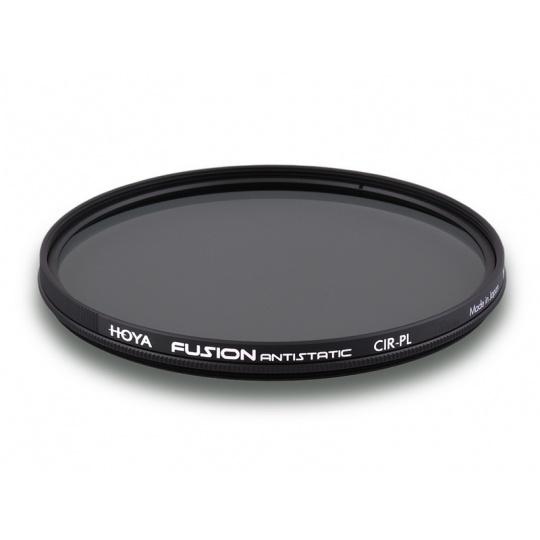 Hoya Cirkulární polarizační 58 mm FUSION Antistatic