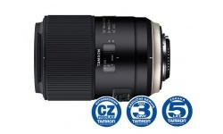 Tamron AF SP 90mm F/2.8 Di Macro 1:1 VC USD pro Nikon (F017) + Brašna a UV filtr Tamron