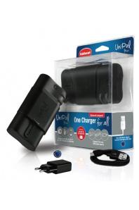 Hähnel UniPal MINI - univerzální nabíječka Li-Ion baterií, USB