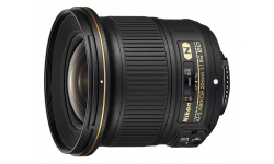 Nikon 20 mm F 1,8G ED AF-S (fullframe FX)