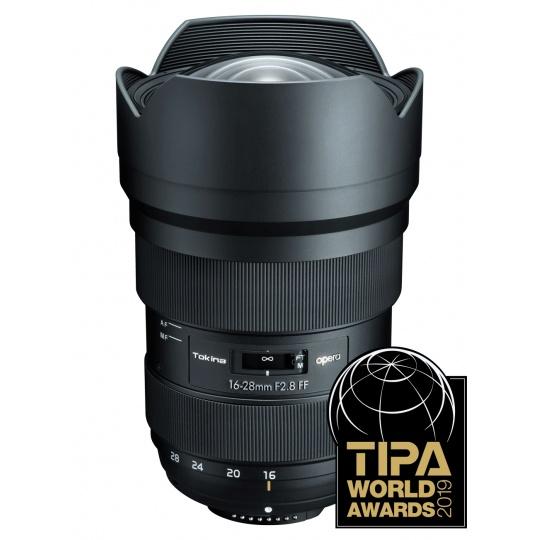 Tokina Opera 16-28 mm FF F2,8 pro Canon EF