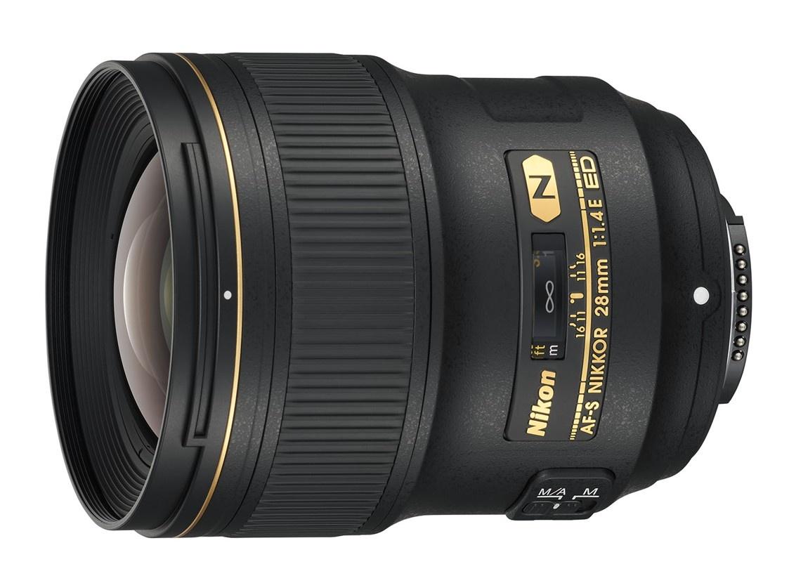 Nikon 28 mm F 1.4E AF-S FX
