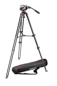 Manfrotto MVK502AM-1 (stativ MVT502AM + hlava MVH502A + pouzdro)