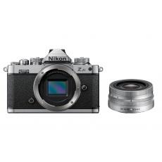 Nikon Z fc + 16-50 VR stříbrný, Akční zaváděcí cena + Nákupní bonus 1000 Kč