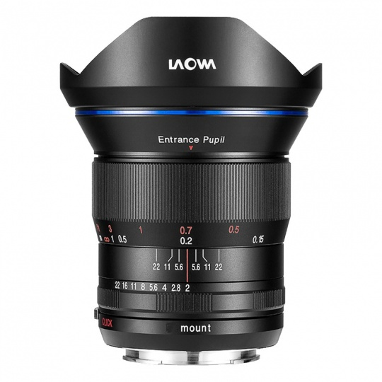 Laowa 15mm f/2 Zero-D pro Canon RF