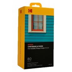 """Kodak Cartridge 4x6"""" 80 kusů (10x15 cm)"""