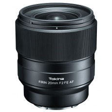 Tokina Fírin 20 mm f/2 FE AF pro Sony E