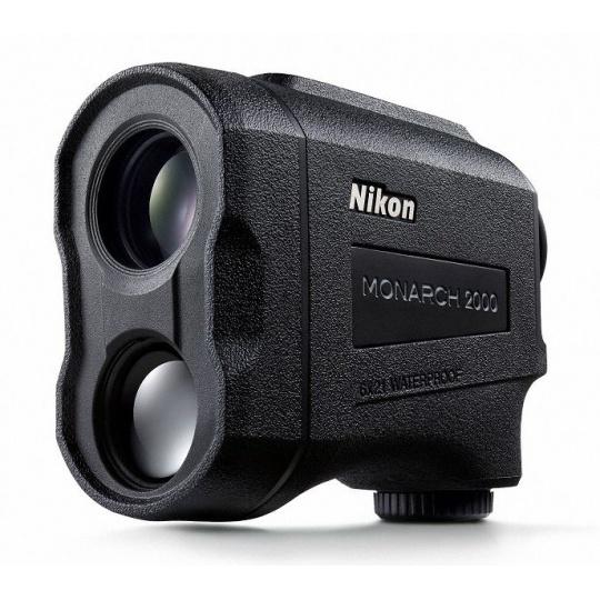 Nikon Laser Monarch 2000, Nákupní bonus 800 Kč (ihned odečteme z nákupu)