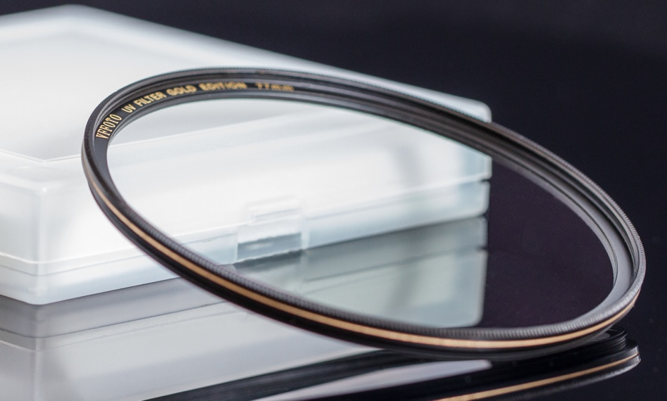 VFFOTO UV GS 77 mm + utěrka z mikrovlákna