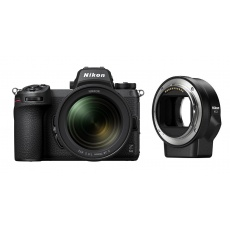 Nikon Z6 II + 24-70 f/4 S + FTZ adaptér